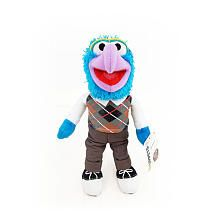Muppets Beanbag Plush - Gonzo is cute and cuddly Muppet friend that's outrageously fun to collect! All your wacky Muppets friends for you to hug, play, and travel with!