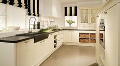 keuken more kitchens style dream landelijke keukens sink kitchen ...