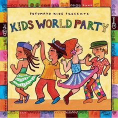 CD Kid world party
