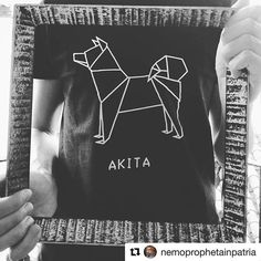 #Repost @nemoprophetainpatria with @repostapp ・・・ #origamiaddicted #akita  #Hachiko #lovejapan #mensfashion #dogorigami #dshirt #animalorigami #origami  #dog #etsyshop #etsy#urbanfashion #urbanwear #mensfashion #menswear#fashionblogger #outfitoftheday #urbanlife #trendy#menstyle #streetsyle #fashionstyle #designedshirt #de_sign_ed_shirt