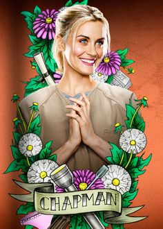 AMAZING official new Orange Is The New Black artwork revealed