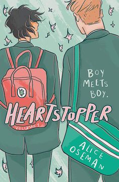 Heartstopper volume 2 2 by alice oseman in 2021
