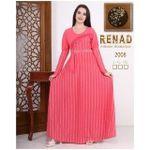 تسوق اشتري هذه العباية الانيقة خامة سواريه مقلم جاكار اونلاين جوميا مصر In 2020 Maxi Dress Dresses Fashion