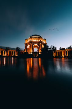 Palace of Fine Arts in San Francisco by Guywithacamera415 by San Francisco Feelings