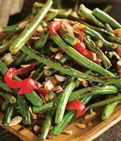 Green Beans, Vegetarian Recipes, Vegetables, Food, Green, Salads, Veg Recipes, Meal, Essen