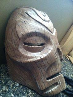 The Elder Scrolls Skyrim Dragon Priest Mask Prop TUT)