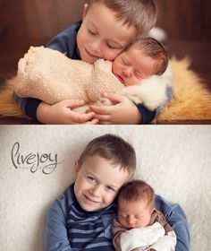 Newborn Photography with Sibling | Oregon | LiveJoy Photgraphy