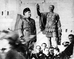 Benito Mussolini, 1943