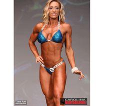 NPC Bikini - South Carolina 2015 Excalibur Classic Bikini Competitor