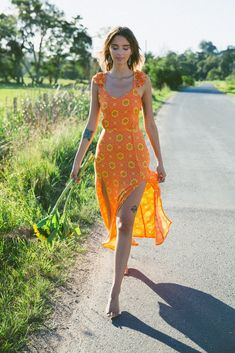Sundancer dress in peach