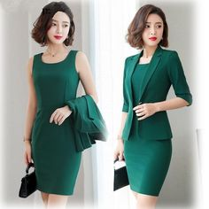 Womens Two Piece Outfits Ruffle Sleeve Stand Collar Zipper Jacket Top and Pants Set Suits