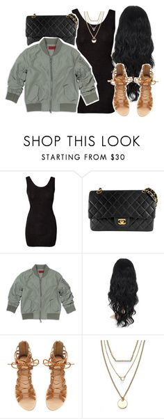 """""""They`ll All Be Just Like You"""" by queen-tiller ❤ liked on Polyvore featuring Club L, Chanel, Zara, Jules Smith, women's clothing, women, female, woman, misses and juniors"""