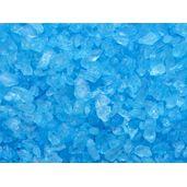 Blue Raspberry Rock Candy Crystals: 5LB Box $29.50