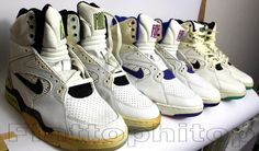 Nike Air Command Force Ultramarine US 8 OG Vintage 1990 1991