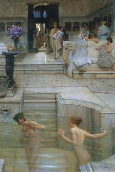 While Romans were extremely hygienic, they did not use soap. Instead, to get clean they would apply perfumed oils to their skin and then scrape it off with a tool known as a strigil. | 15 Truly Bizarre Facts About Ancient Rome