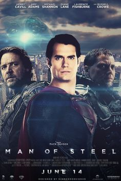 The best way to enjoy Man of Steel is to clear your mind of previous incarnations of the Superman characters and embrace a version that feels more like Dark Knight meets Star Trek.  Read our review.