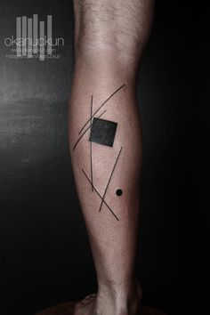 Minimal Abstract Tattoo   http://tattoos-ideas.net/minimal-abstract-tattoo/