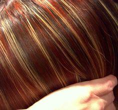 Multi-Colored Hair -