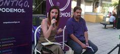 MOTRIL. Mañana martes, en la plaza de la Coronación, Unidos Podemos hará la presentación de sucandidatura.