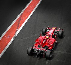 Ferrari Formula 1 - this is an amazing machine.