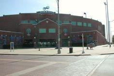 SBC Bricktown Ballpark, Oklahoma City, Oklahoma.