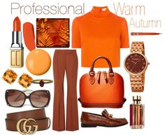 Professional Warm Autumn