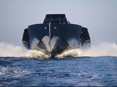 Introducing the Batman of Superyachts – The Wally 118 « World Sports Boats