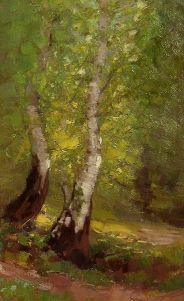 Nicolae Grigorescu(15 mai 1838, Pitaru, Dâmboviţa-21 iulie 1907, Câmpina) | G a b i, My heart to your heart Fauvism Art, Mai, Europe, Modern, Painting, Trendy Tree, Painting Art, Paintings, Painted Canvas