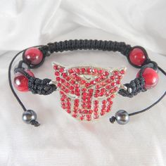 Transformer Inspired Style Red Charm from Anns Bands for $9.99