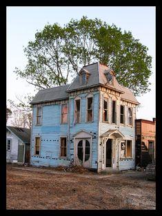 Old Abandoned house stock 6 by FairieGoodMother.deviantart.com on @deviantART