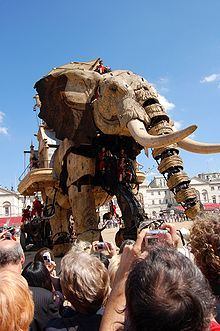 The Sultan's Elephant - Wikipedia, the free encyclopedia    Be still my heart. You need to read this article.