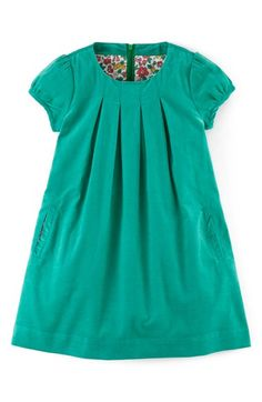Mini Boden Corduroy Dress (Toddler Girls, Little Girls & Big Girls) available at #Nordstrom