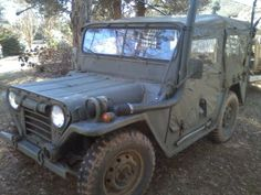 The United Stated military needed a successor for the M38 Kayser Jeep. The MUTT has a unibody design and independent suspension and more ground clearance then the older solid axle jeeps. These vehicles has no problem going 55 or even 60 mph. These jeep were used till the end of the 80s until replaced by the chevy line of vehicles. The USMC used their FAVs (Fast Attack Vehicle) until 2003. The IDF (Israel Defence Forces) are still using MUTTs.