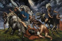 The Conversion of Saul by Simeon Griswold. Search the Smithsonian American Art museum collection, one of the world's largest and most inclusive collections of art made in the United States. Fine Art Prints, Framed Prints, Canvas Prints, Paul The Apostle, Heritage Image, Gloss Matte, American Art, Poster Size Prints, Oil On Canvas