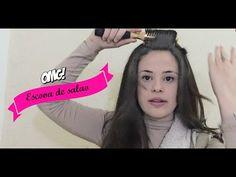 Cachos com a Chapinha | por Barbara Priolo - YouTube