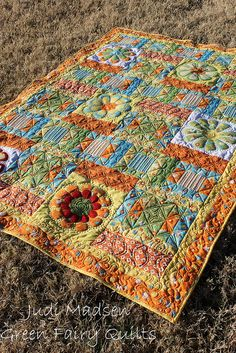 More than just another quilt....