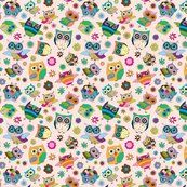 Custom fabric, wallpaper and home decor created at Spoonflower Owl Fabric, Custom Fabric, Spoonflower, Sewing Patterns, Gift Wrapping, Wallpaper, Owls, Prints, Projects