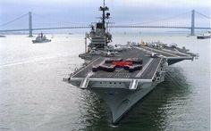 uss forrestal  | USS Forrestal 2