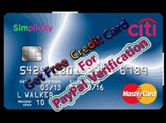 Get Virtual credit card -VCC - PayPal Account http://virtualcreditcardvcc.com/