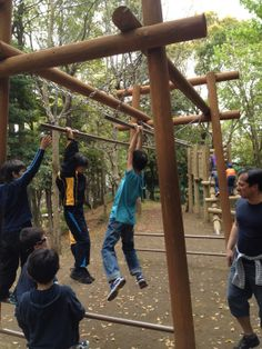 Marketing Japan: The Best Children's Sports Park and Obstacle Course in Tokyo! Kids Backyard Playground, Playground Design, Backyard For Kids, Children Playground, Backyard Ideas, Garden Ideas, Playground Ideas, Garden Inspiration, Design Inspiration