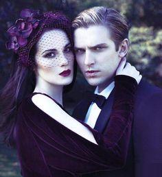 Michelle Dockery and Dan Stevens:: Downton Abbey