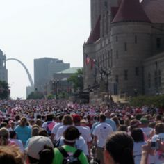 Susan G Komen race for the cure raises a staggering $131,000,000 to fight breast cancer!