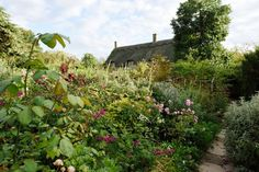 National Trust Garden: Hidcote, Gloucestershire, England