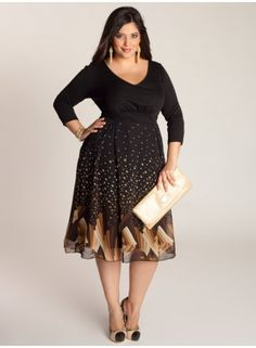 Yelena  Dress .... Love this one! (Igigi plus size)