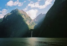 New Zealand / photo by Tim Jordan