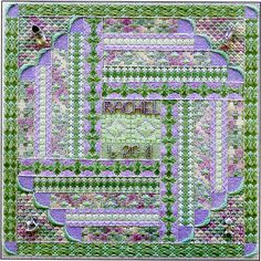 brenda kocher needlepoint | the colors! And you can have charms, or not. It's up to you. Brenda ...