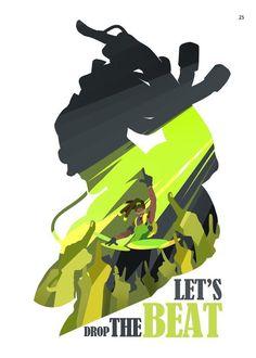 Lucio, Owerwatch Team