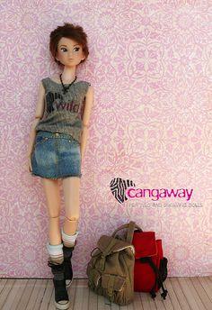 Momoko doll | Flickr - Photo Sharing!