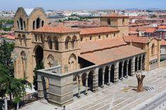 Iglesia de San Vicente de Ávila