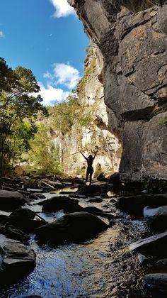 Ponte de Pedra, Parque Estadual do Ibitipoca - MG